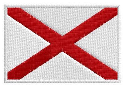 Alabama vlajka am. státu Pelisport