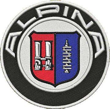 Nášivka Alpina Pelisport