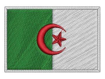 Alžírská vlajka Pelisport