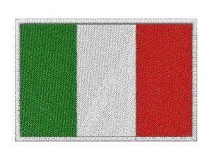 Nášivka Italská vlajka