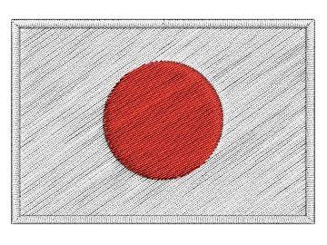 Japonská vlajka Pelisport