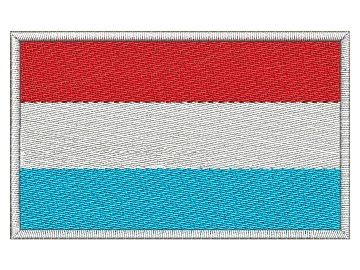 Lucemburská vlajka Pelisport