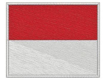 Monacká vlajka Pelisport