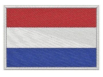 Nášivka Nizozemská vlajka