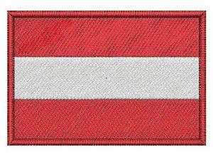 Národní Rakouská vlajka