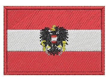 Státní Rakouská vlajka