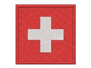 Švýcarská vlajka Pelisport
