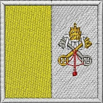 Vatikánská vlajka Pelisport