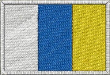 1 - civilní vlajka