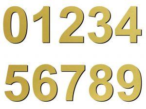 01 font Arial Black zlatý plast