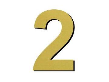 číslice 2