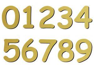 04 font Comic Sans zlatý plast