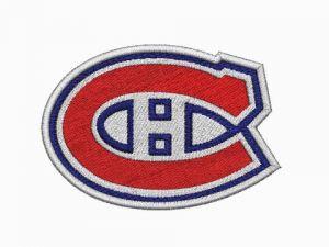 Nášivka Montreal Canadiens