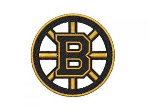 Nášivka Boston Bruins