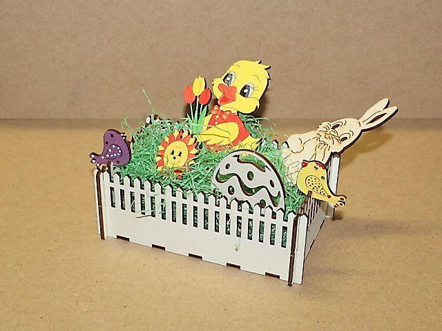 velikonoční dekorace - ilustrační foto