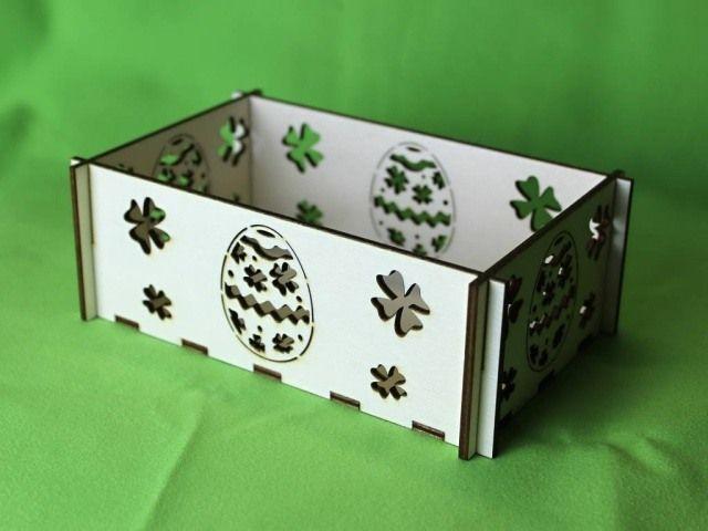 velikonoční krabička