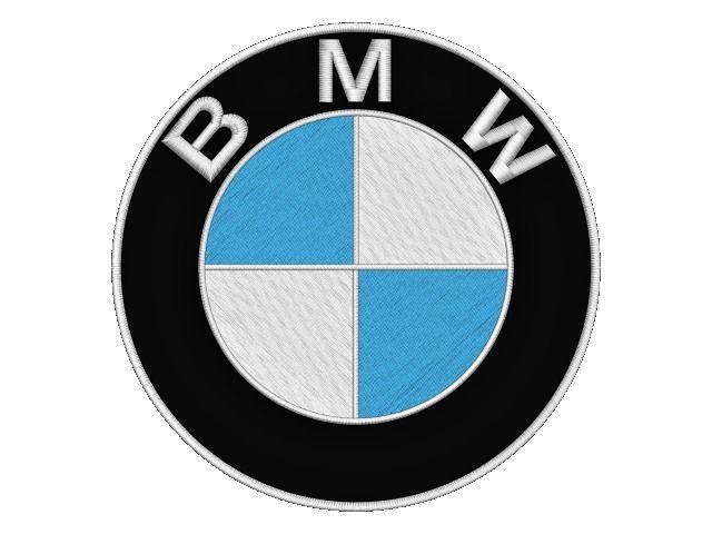 Nášivka BMW maxi