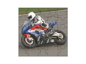 Puzzle Motorka