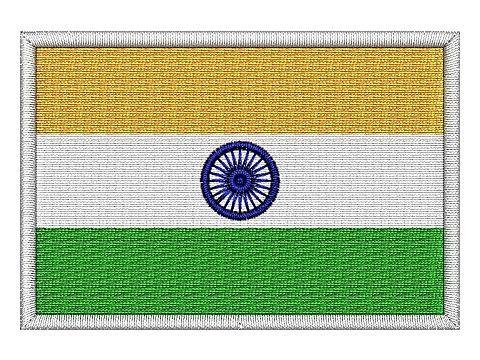 Nášivka Indická vlajka