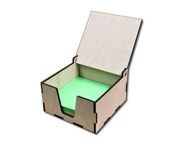 krabička na papírové štočky