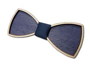 Motýlek dřevěný 5