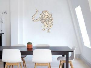 dekorace v přírodním stavu v interiéru