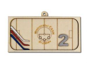 Medaile ČSSH 2