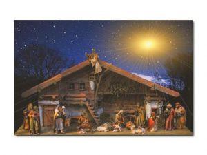 Vánoční pohlednice 3