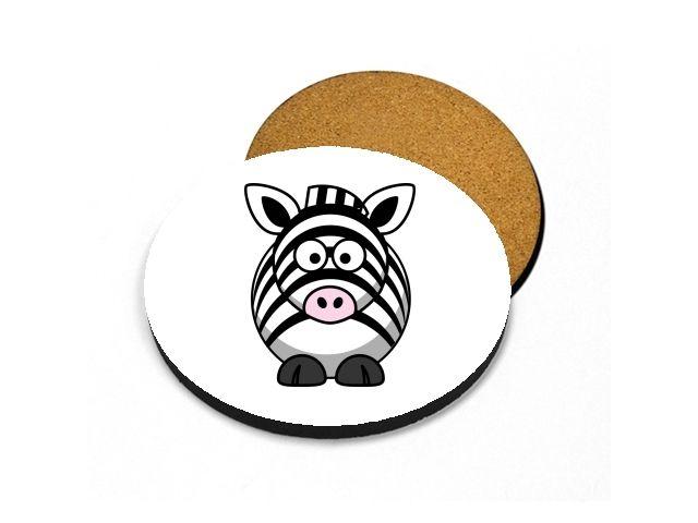 podtácek zebra