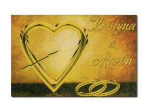 Svatební oznámení 02