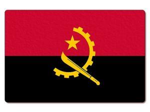Angolská vlajka