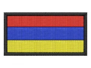 Nášivka Arménská vlajka