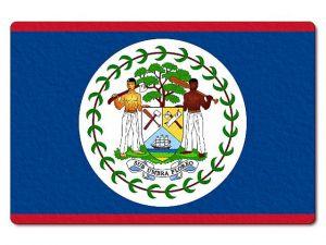 Belizká vlajka