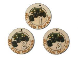 Medaile kulatá 03