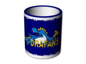 Hrnek Drafans modrý