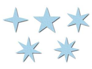 Hvězdy 2 z filce