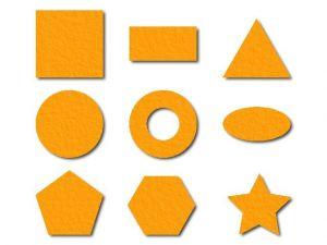 424 tmavě žlutá