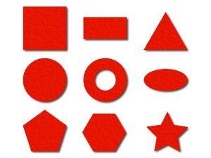 436 červená