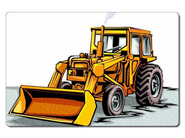 nažehlovačka s traktorem