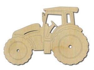 Výřez Traktor