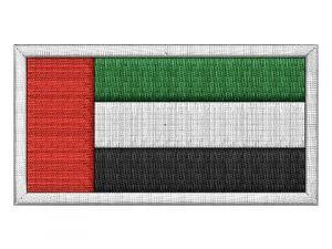 Nášivka Spojené arabské emiráty