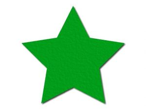 447 zelená