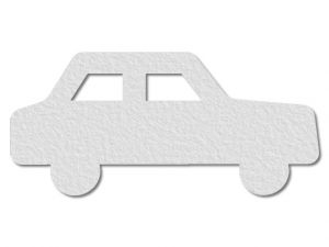 Filcové auto 1