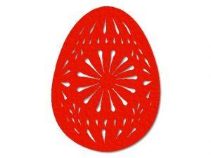 Filcové vajíčko 1