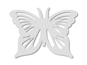 Filcový motýl 02