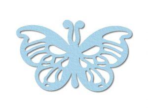 Filcový motýl 03
