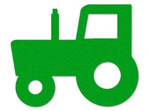 Filcový traktor