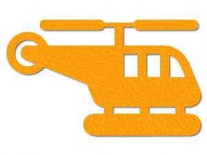 Filcový vrtulník