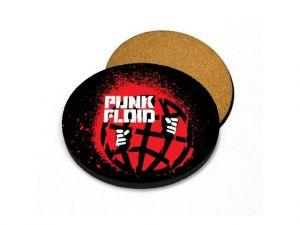 Podtácek Punk Floid 01