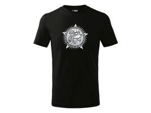 Tričko černé Punk Floid